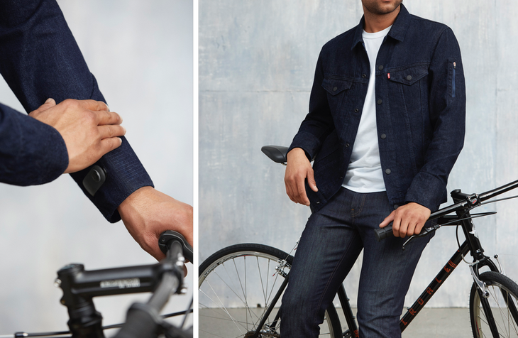 Levi's And Google Smart Jacket To Warn You If You Leave Behind Your Phone
