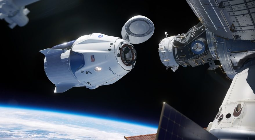 SpaceX Goodie Bags For Christmas Reach Space Station