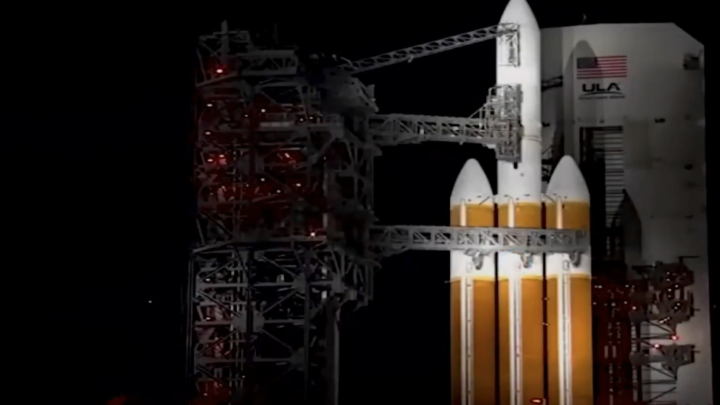 Vandenberg Air Force Base Rocket Launch Scrubbed During Liftoff