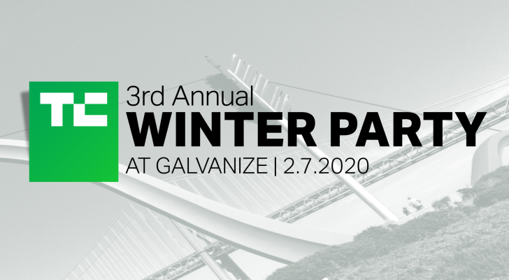 Last round of tickets to 3rd Annual Winter Party at Galvanize – TechCrunch