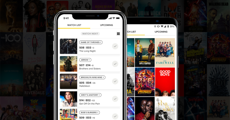 Whip Media Group, parent to TV show tracking app TV Time, raises $50M – TechCrunch