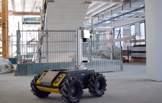 Construction startup Scaled Robotics raises a €2M seed round – TechCrunch