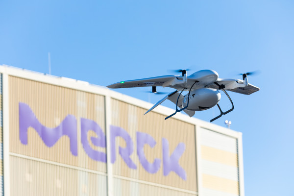 German drone delivery trial paves the way to replacing trucks for inter-office deliveries – TechCrunch