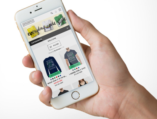 Moteefe, the e-commerce platform for on-demand merchandise, raises $5M Series A – TechCrunch