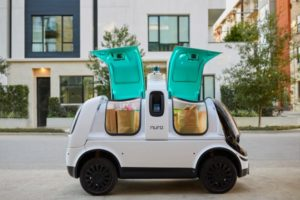 Nuro's new delivery R2 bot gets the first driverless vehicle exemption from feds – TechCrunch