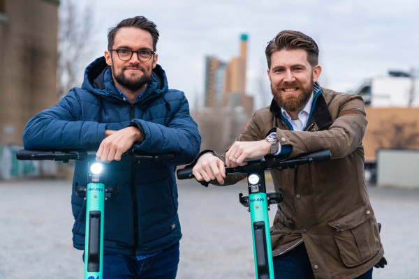 Tier Mobility, the European e-scooter rentals startup, adds new COO and CCO to executive team – TechCrunch