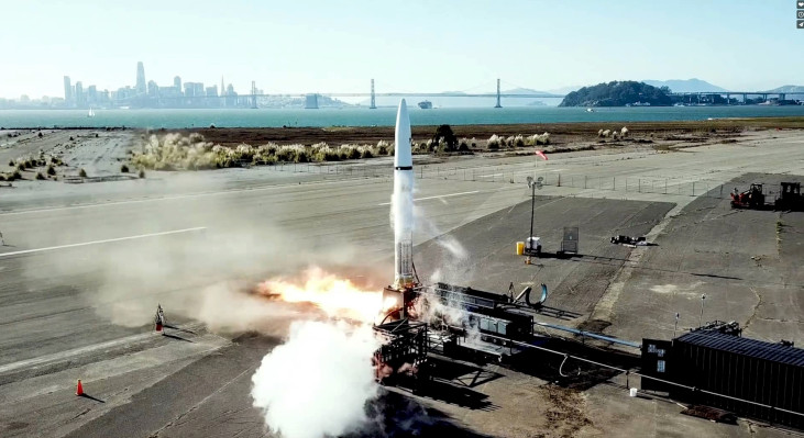 Why Astra built a space startup and rocket factory in Silicon Valley – TechCrunch